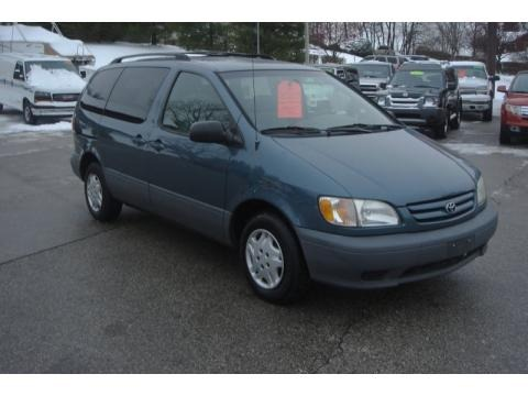 2002 toyota sienna ce data info and specs. Black Bedroom Furniture Sets. Home Design Ideas