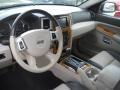 Dark Khaki/Light Graystone 2008 Jeep Grand Cherokee Interiors