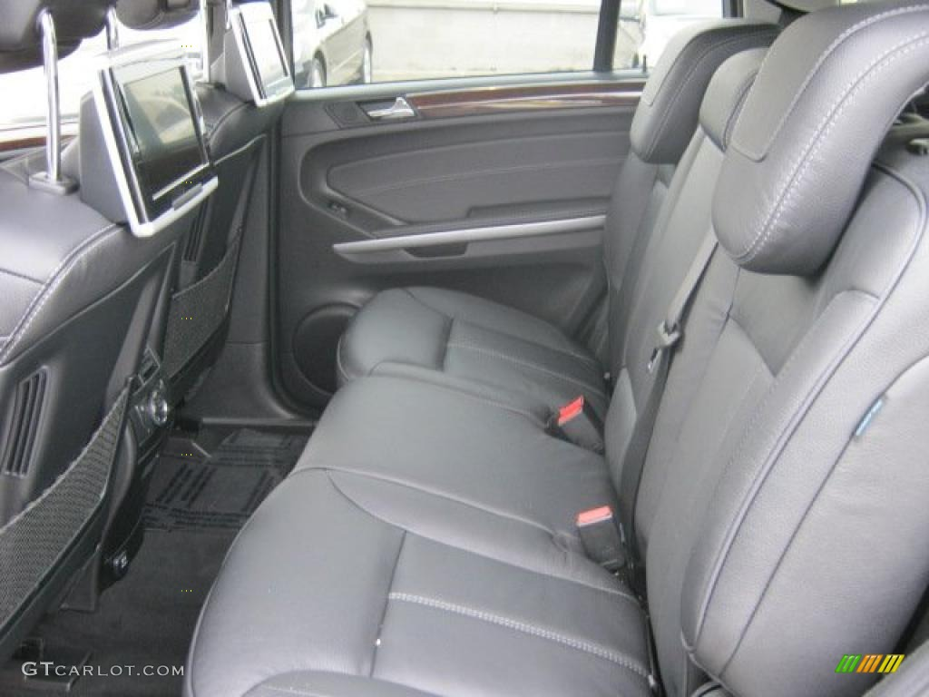 2011 Mercedes Benz Gl 550 4matic Interior Photo 41552962