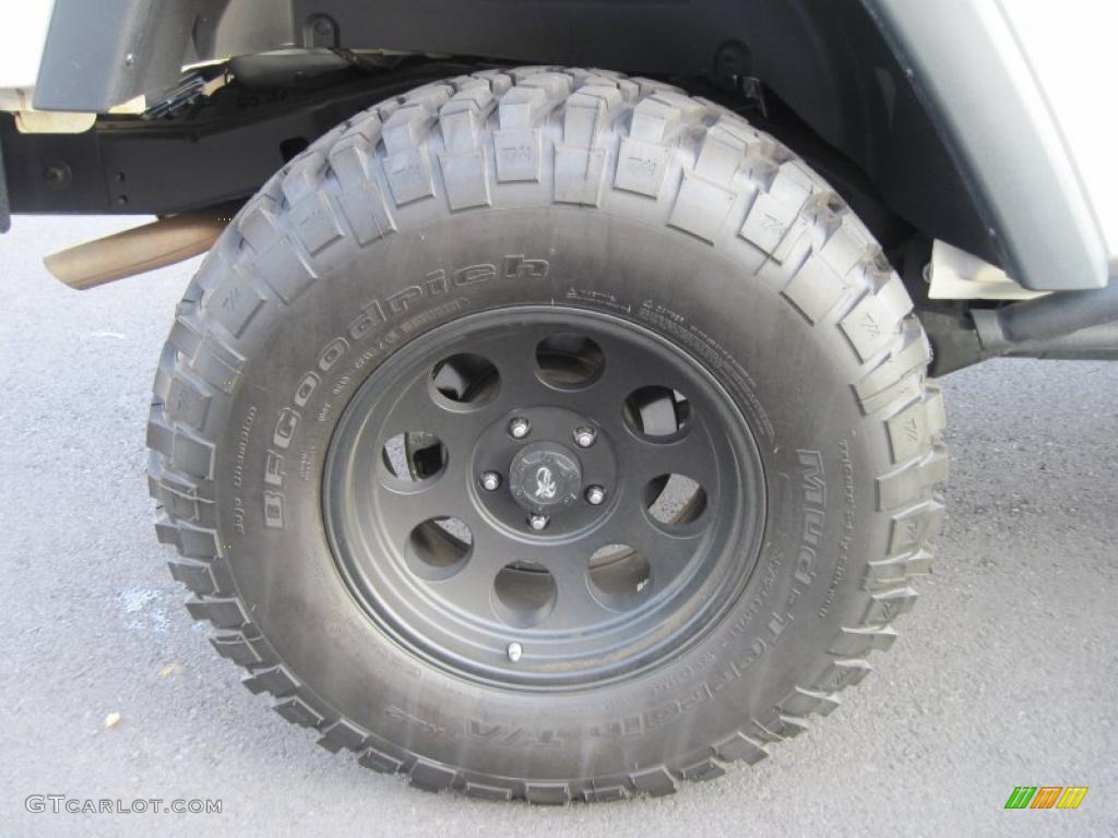 2010 Jeep Wrangler Rubicon 4x4 Custom Wheels Photo 41554438 Gtcarlot Com