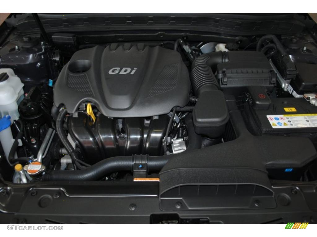 2011 Kia Optima Ex 2 4 Liter Gdi Dohc 16 Valve Vvt 4 Cylinder Engine Photo 41556970 Gtcarlot Com
