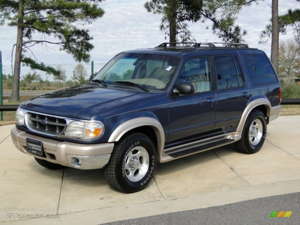Medium Wedgewood Blue Metallic 1999 Ford Explorer Ed Bauer ... on 1999 ford super duty f-350 srw, chevrolet tahoe, 1999 ford e-150, chevrolet suburban, ford focus, 1999 ford ranger, 1999 ford windstar, ford excursion, ford edge, 1999 ford taurus, ford bronco, cadillac escalade, 1999 ford f150 heritage, ford explorer sport trac, 1999 ford f450 pickup, ford escape, dodge durango, jeep grand cherokee, lincoln navigator, 1999 ford f350 2wd, ford mustang, 1999 ford f-150, 1999 ford mustang, mercury mountaineer, 1999 ford f350sd, ford ranger, 1999 ford expedition, 1999 ford f150 stx, 1999 ford e-250, ford fusion, 1999 ford escape, 1999 ford contour, ford expedition, ford taurus, 1999 ford f350 super, 1999 ford crown vic, 1999 ford e-series, 1999 ford van, dodge ram, ford flex,