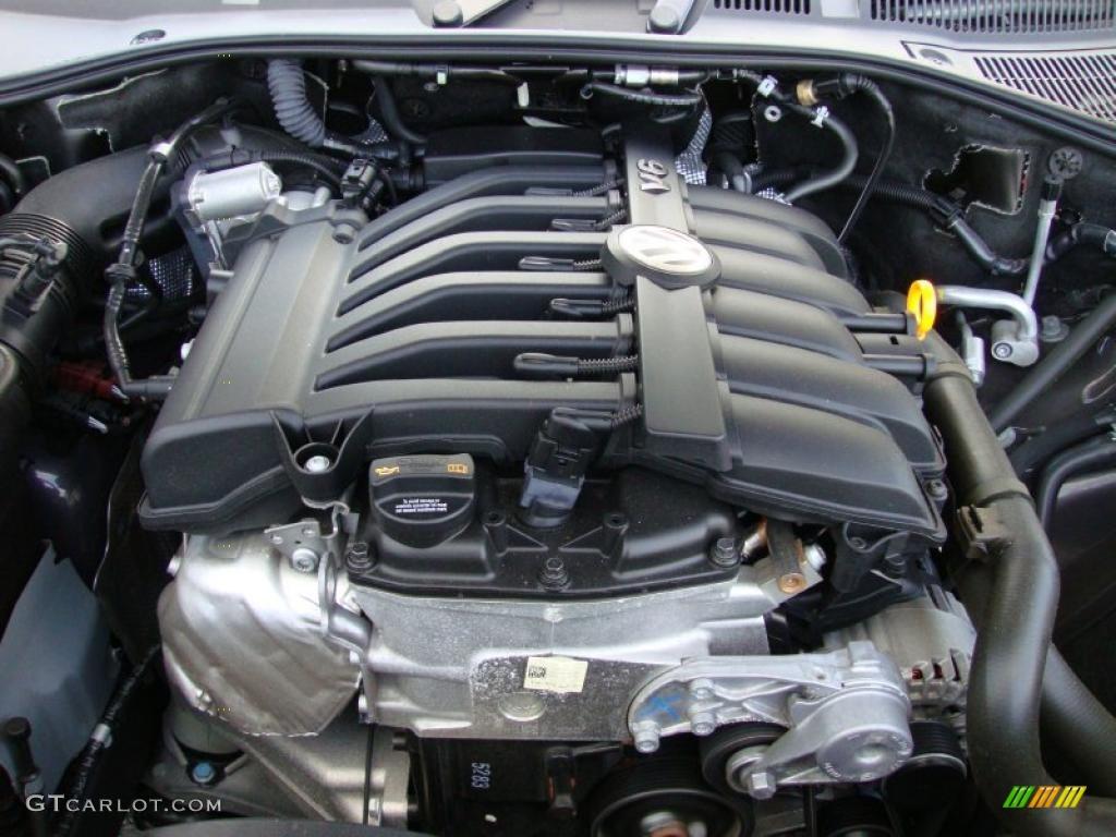 Vr6 Engine Diagram Wiring Will Be A Thing 1996 Jetta 2010 Volkswagen Touareg Fsi 4xmotion 3 6 Liter 2000