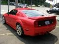 2007 Torch Red Ford Mustang Saleen S281 Supercharged Coupe  photo #6