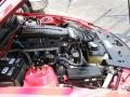 2007 Torch Red Ford Mustang Saleen S281 Supercharged Coupe  photo #24