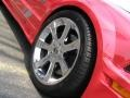 2007 Torch Red Ford Mustang Saleen S281 Supercharged Coupe  photo #27