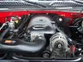 2006 Victory Red Chevrolet Silverado 1500 LT Extended Cab 4x4  photo #19