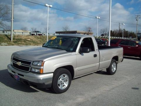 2006 chevrolet silverado 1500 lt regular cab data info. Black Bedroom Furniture Sets. Home Design Ideas
