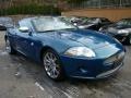 Blue Prism Pearl 2007 Jaguar XK Gallery