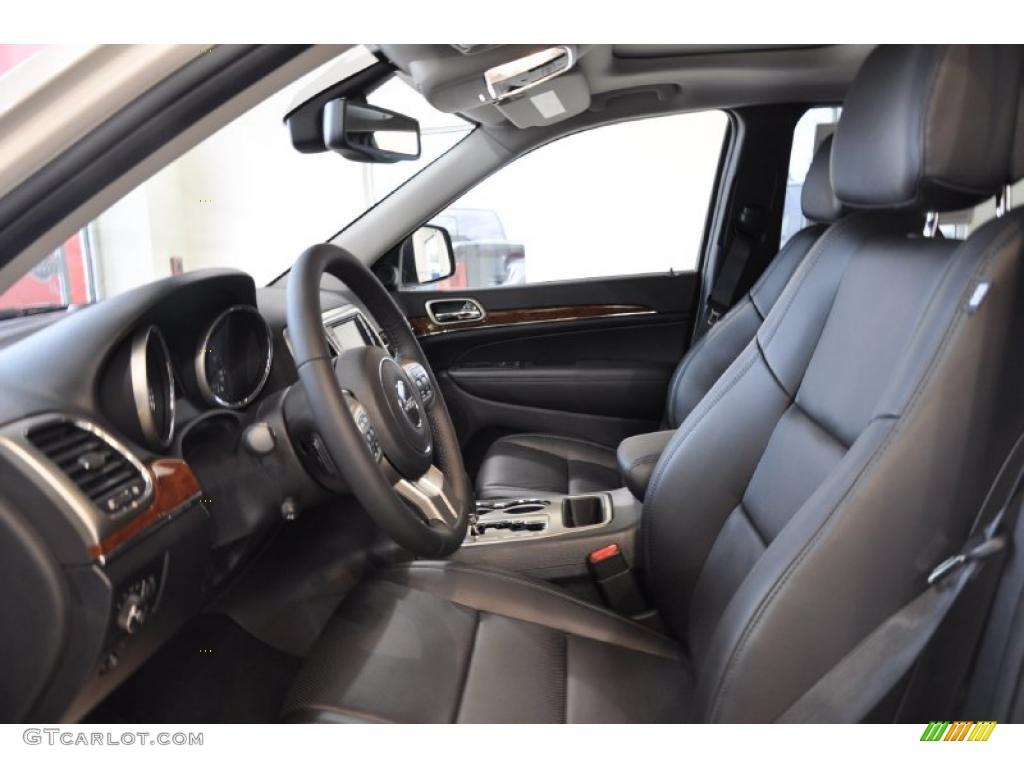 2011 Jeep Grand Cherokee Limited Interior Photo 41601929