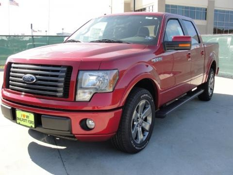 2010 ford f150 fx2 supercrew data info and specs. Black Bedroom Furniture Sets. Home Design Ideas