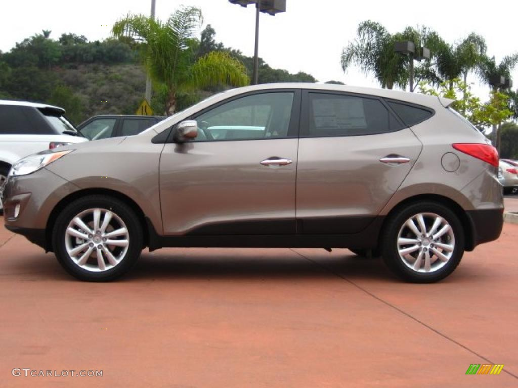chai bronze 2011 hyundai tucson limited awd exterior photo 41606129. Black Bedroom Furniture Sets. Home Design Ideas