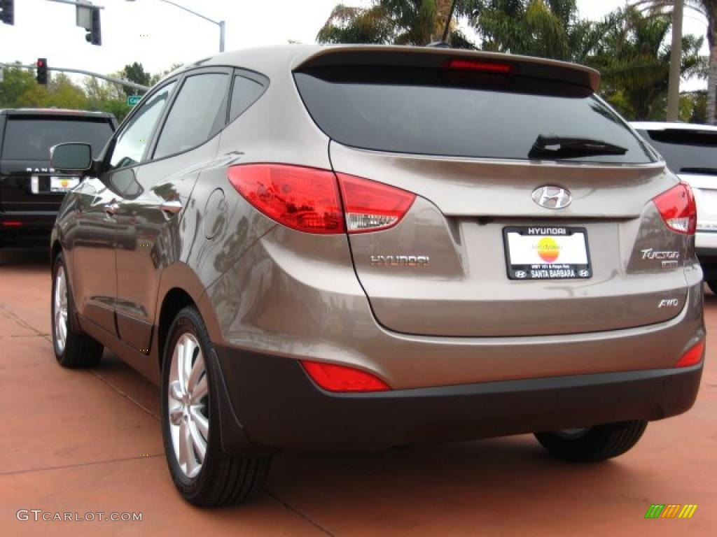chai bronze 2011 hyundai tucson limited awd exterior photo 41606141. Black Bedroom Furniture Sets. Home Design Ideas