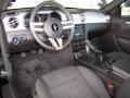 Black 2008 Ford Mustang Interiors