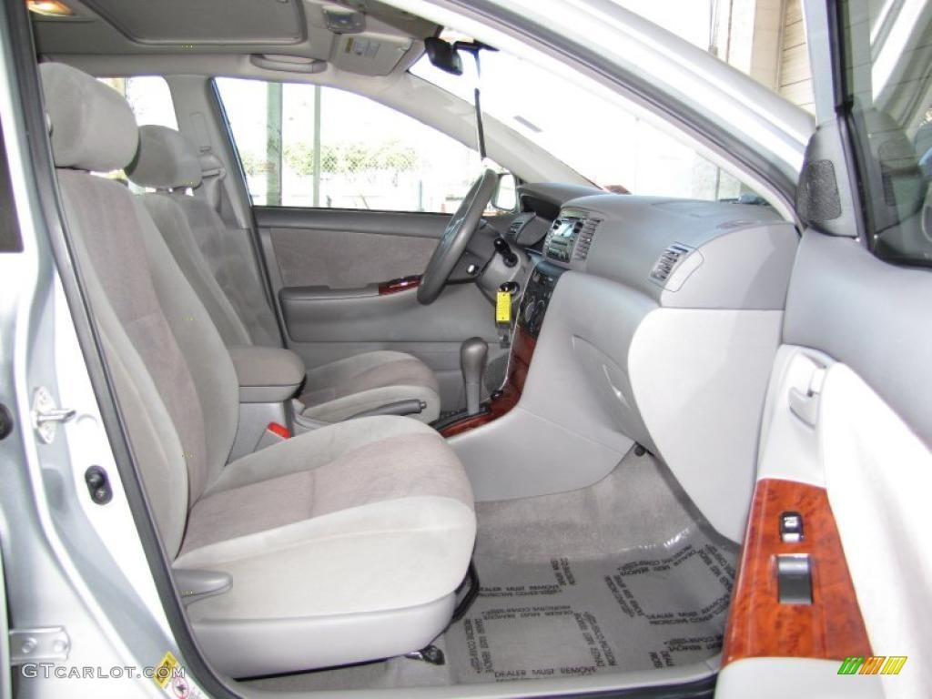 2008 Toyota Corolla Le Interior Photo 41611264