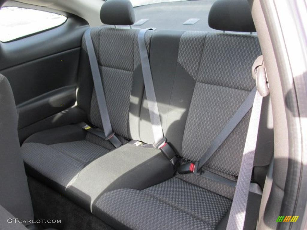 gray interior 2006 chevrolet cobalt ss coupe photo