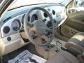 Pastel Pebble Beige Prime Interior Photo for 2007 Chrysler PT Cruiser #41615408