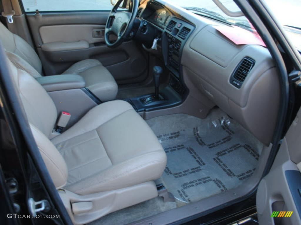 Oak Interior 2000 Toyota 4runner Sr5 Photo 41615440