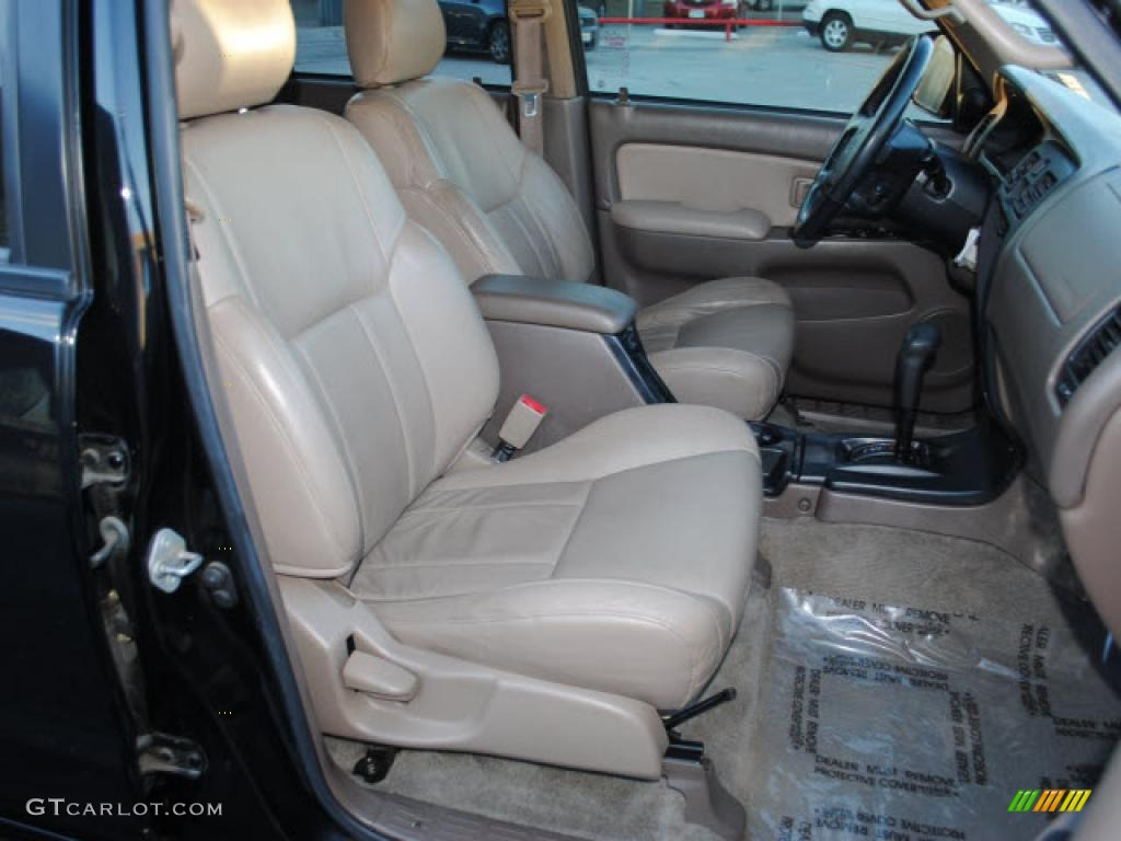 Oak Interior 2000 Toyota 4runner Sr5 Photo 41615452
