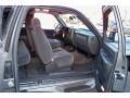 2006 Graystone Metallic Chevrolet Silverado 1500 Z71 Extended Cab 4x4  photo #14