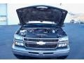 2006 Graystone Metallic Chevrolet Silverado 1500 Z71 Extended Cab 4x4  photo #19