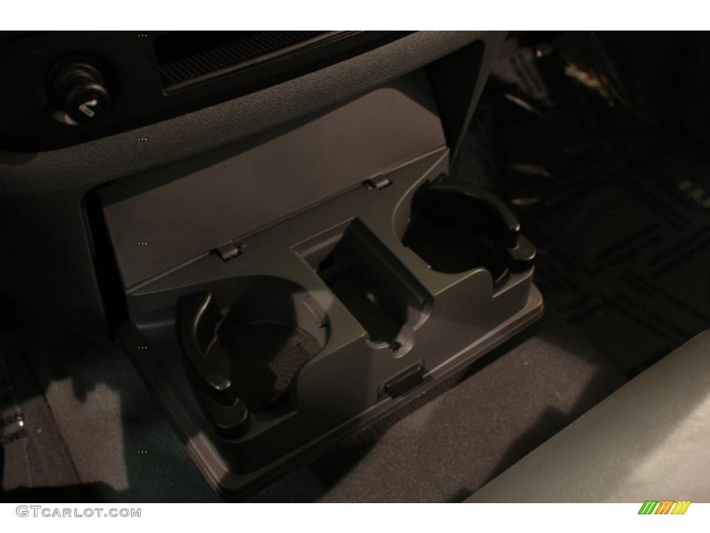 2008 Ram 1500 ST Quad Cab 4x4 - Patriot Blue Pearl / Medium Slate Gray photo #10