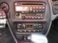 Controls of 2005 Bonneville GXP