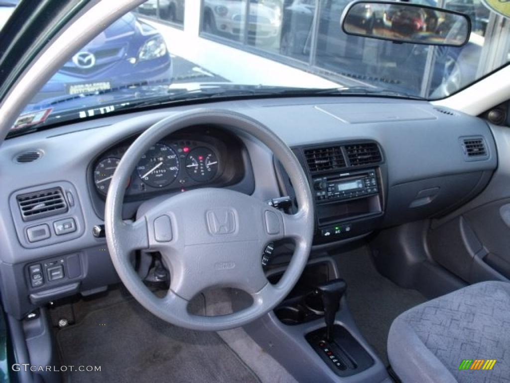 2000 Honda Civic Ex Coupe Interior Photo 41640075