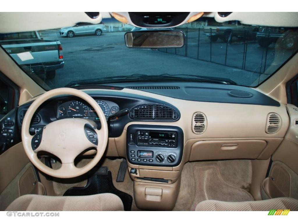 Beige Interior 1996 Dodge Grand Caravan Es Photo 41644883