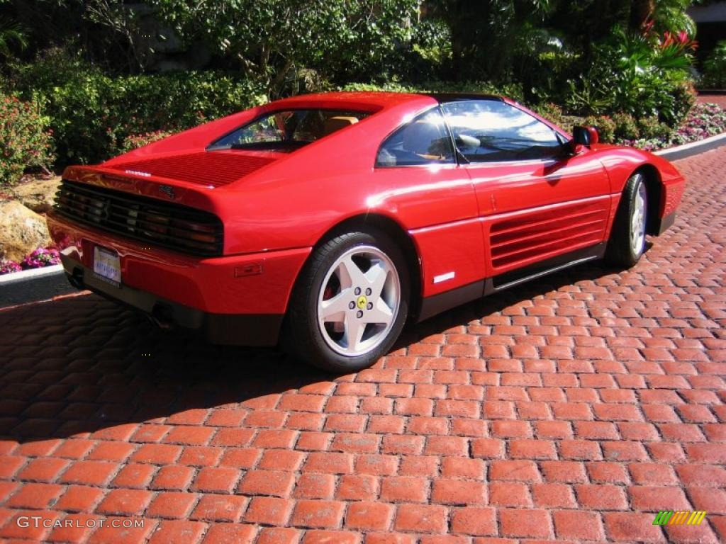 Red 1992 ferrari 348 ts exterior photo 39904591 home remedies news rosso corsa red 1990 ferrari 348 ts exterior photo vanachro Images