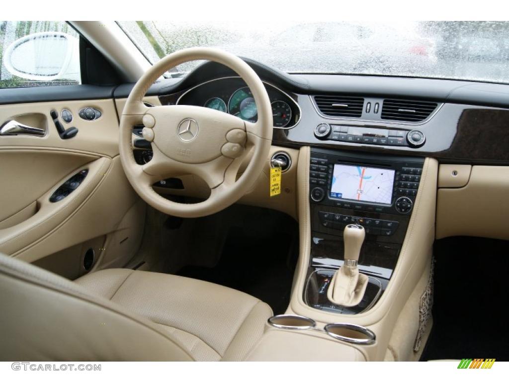 Mercedes Cls 2007 Interior 2007 Mercedes Benz Cls 550