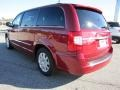 Deep Cherry Red Crystal Pearl - Town & Country Touring - L Photo No. 5