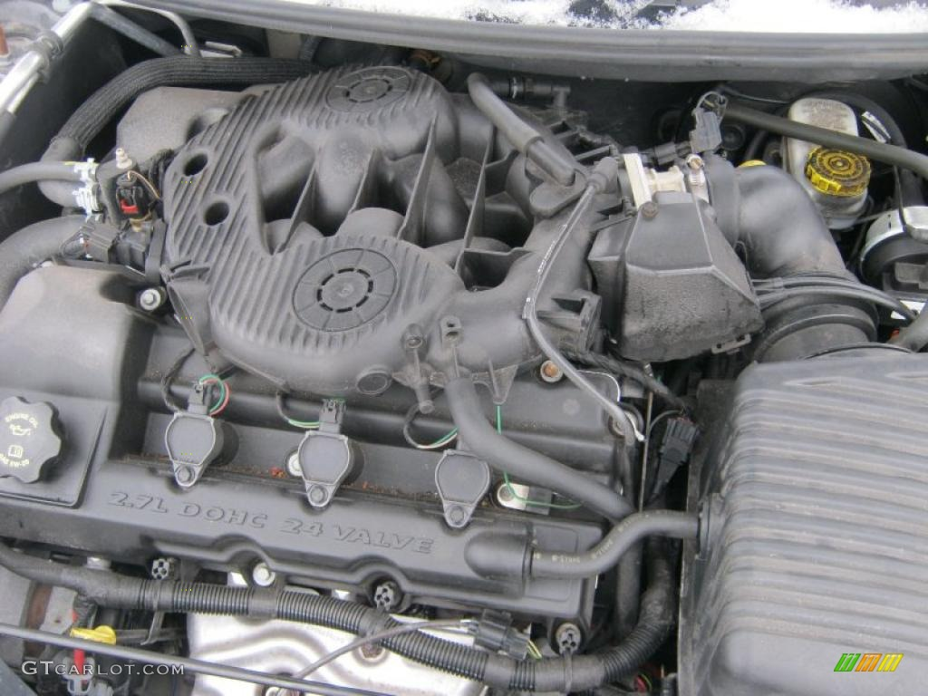 04 dodge stratus 2 7 engine diagram 2006 dodge stratus 2 7 engine diagram 2006 dodge stratus sxt sedan 2.7 liter dohc 24-valve v6 ...