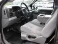 2004 Dark Shadow Grey Metallic Ford F250 Super Duty XLT Regular Cab 4x4  photo #14