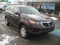 Dark Cherry 2011 Kia Sorento Gallery