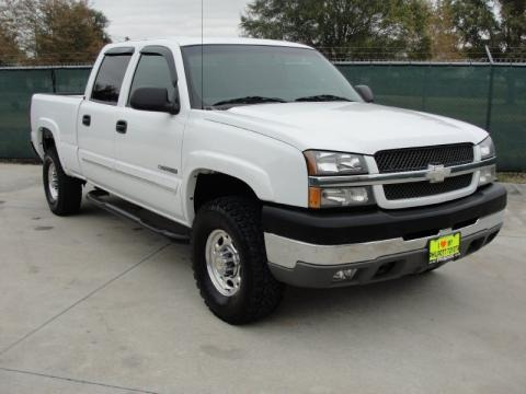 2003 chevrolet silverado 2500hd ls crew cab data info and specs. Black Bedroom Furniture Sets. Home Design Ideas