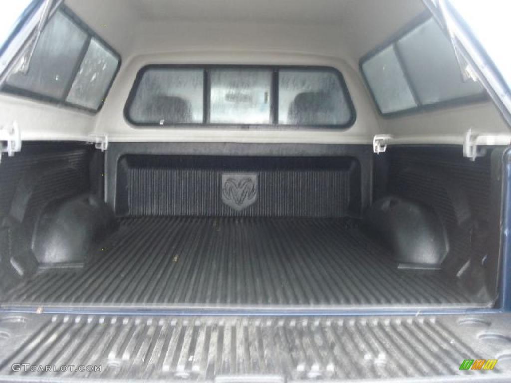 2008 Ram 1500 Big Horn Edition Quad Cab 4x4 - Patriot Blue Pearl / Medium Slate Gray photo #13