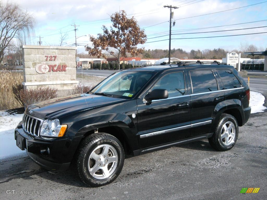 Black Jeep Grand Cherokee Limited Black Jeep Grand Cherokee