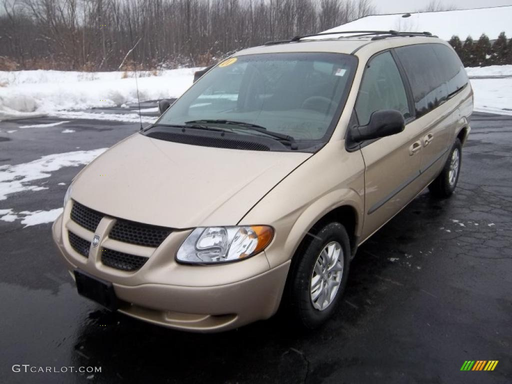 on dodge grand caravan awd