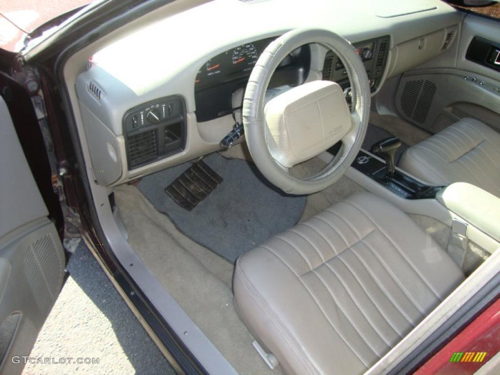 Gray Interior 1996 Chevrolet Impala Ss Photo 41699495