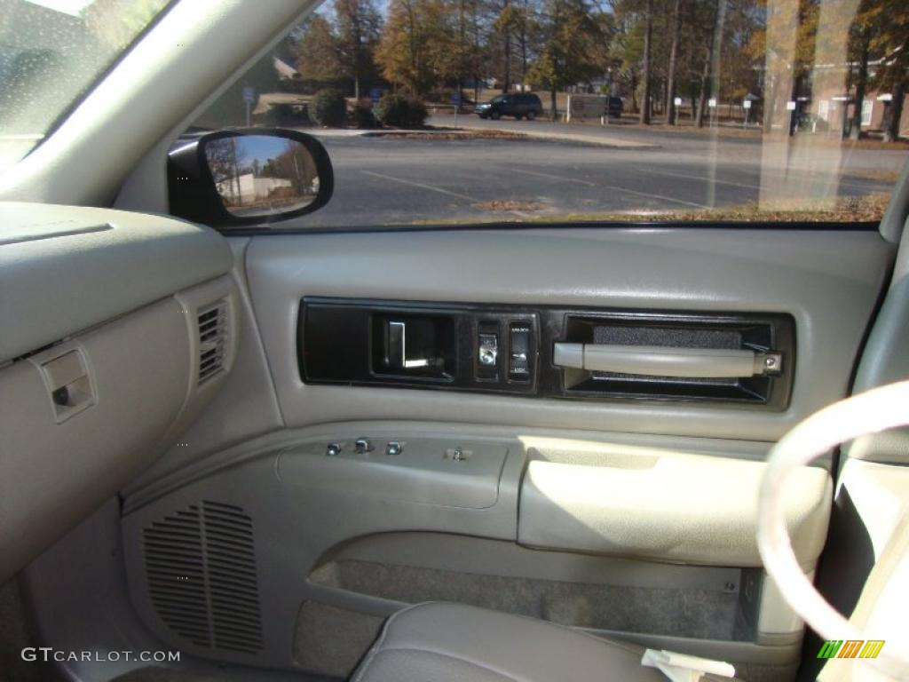 1996 Chevrolet Impala Ss Gray Door Panel Photo 41699523