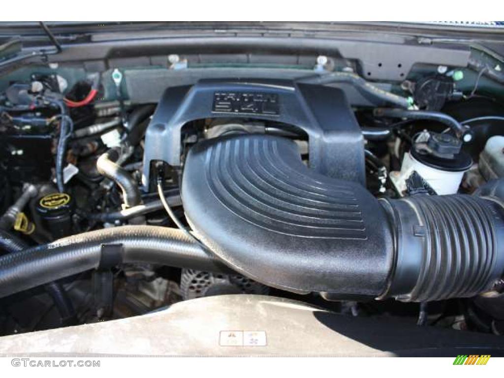 2001 Ford F150 Xlt Supercrew 4x4 5 4 Liter Sohc 16