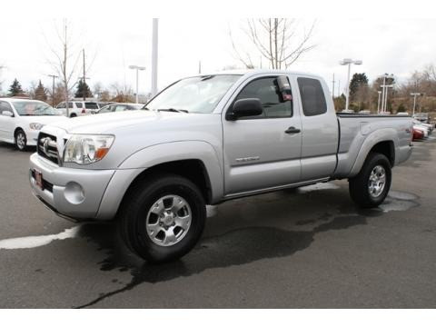 2005 toyota tacoma v6 access cab 4x4 data info and specs. Black Bedroom Furniture Sets. Home Design Ideas