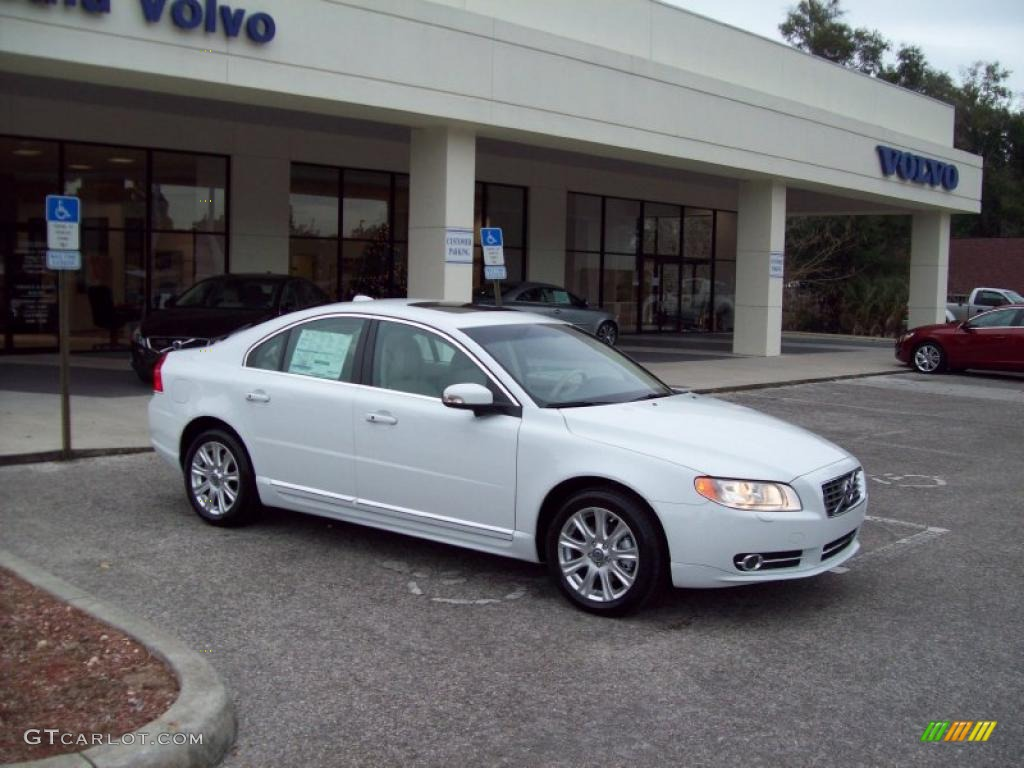 ice white 2011 volvo s80 3 2 exterior photo 41703970. Black Bedroom Furniture Sets. Home Design Ideas