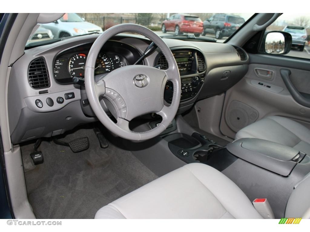 2005 Toyota Sequoia Sr5 4wd Interior Photo 41707338