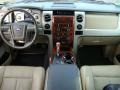 Dashboard of 2010 F150 Lariat SuperCrew 4x4