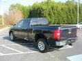 2011 Imperial Blue Metallic Chevrolet Silverado 1500 LS Extended Cab  photo #3