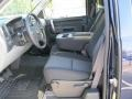 2011 Imperial Blue Metallic Chevrolet Silverado 1500 LS Extended Cab  photo #5