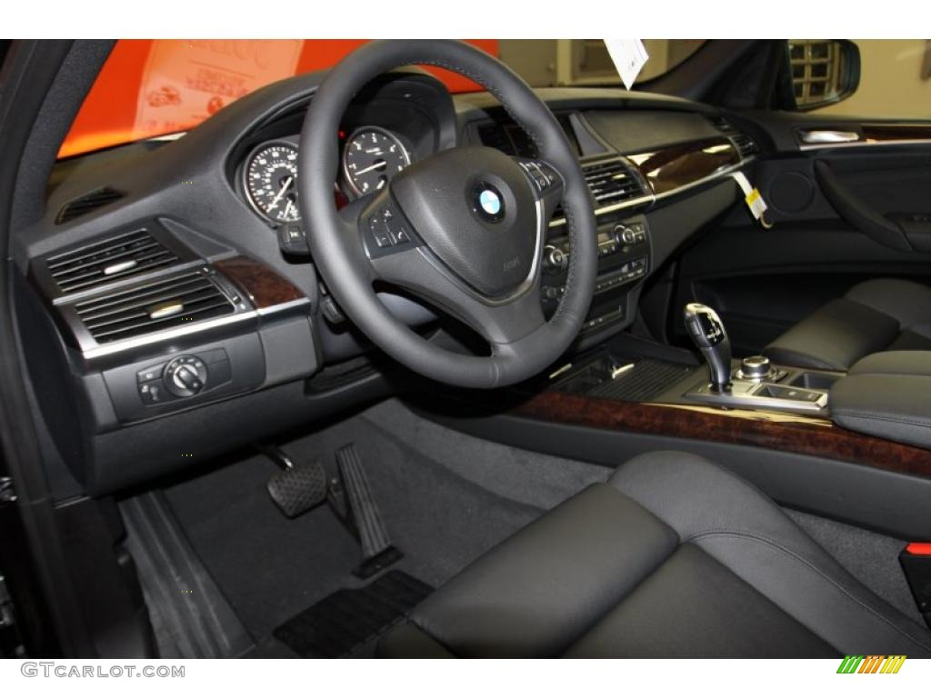 Black Interior 2011 Bmw X5 Xdrive 35d Photo 41718910 Gtcarlot Com