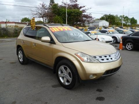 2003 nissan murano sl data info and specs. Black Bedroom Furniture Sets. Home Design Ideas